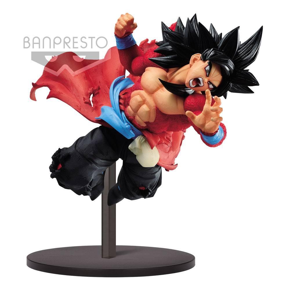 DRAGON BALL HEROES - Impressive Posing - SS4 Son Goku Xeno - 14cm