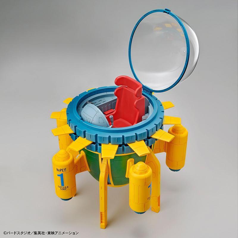 DRAGON BALL - Model Kit - Trunks Time Machine_3