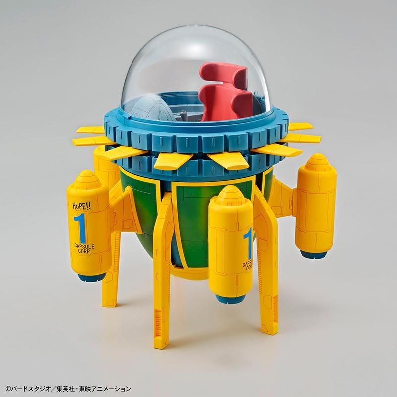DRAGON BALL - Model Kit - Trunks Time Machine_4
