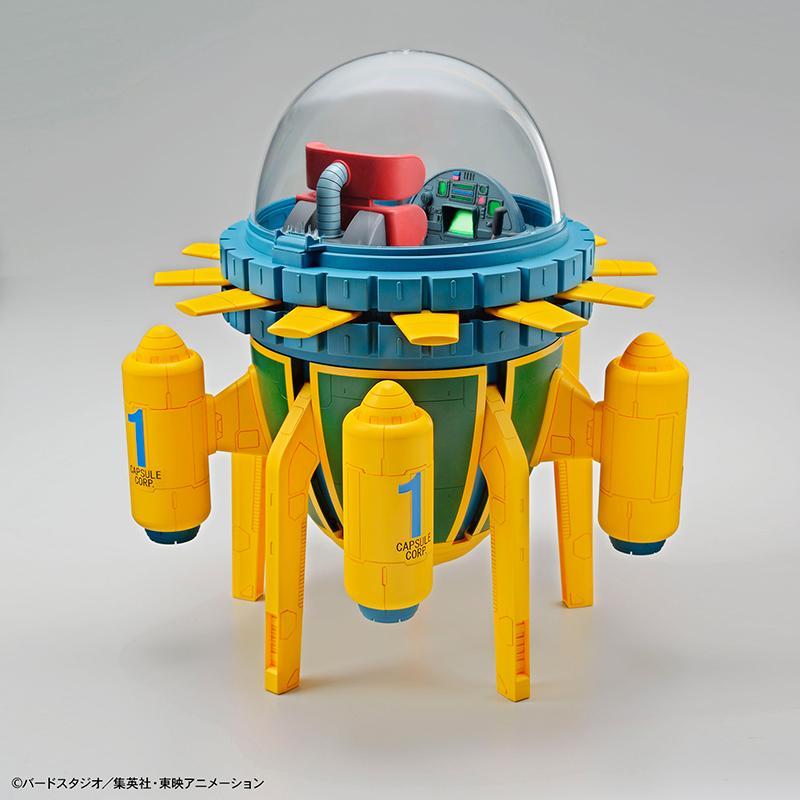 DRAGON BALL - Model Kit - Trunks Time Machine_5