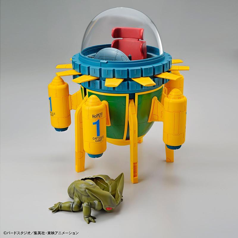 DRAGON BALL - Model Kit - Trunks Time Machine_6