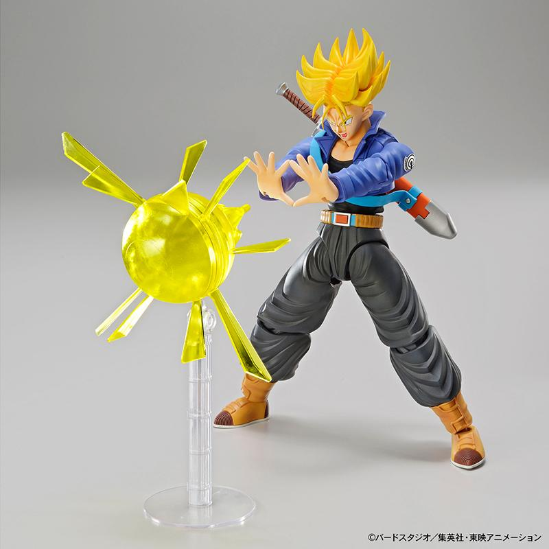 DRAGON BALL - Model Kit - Super Sayan Trunks_2