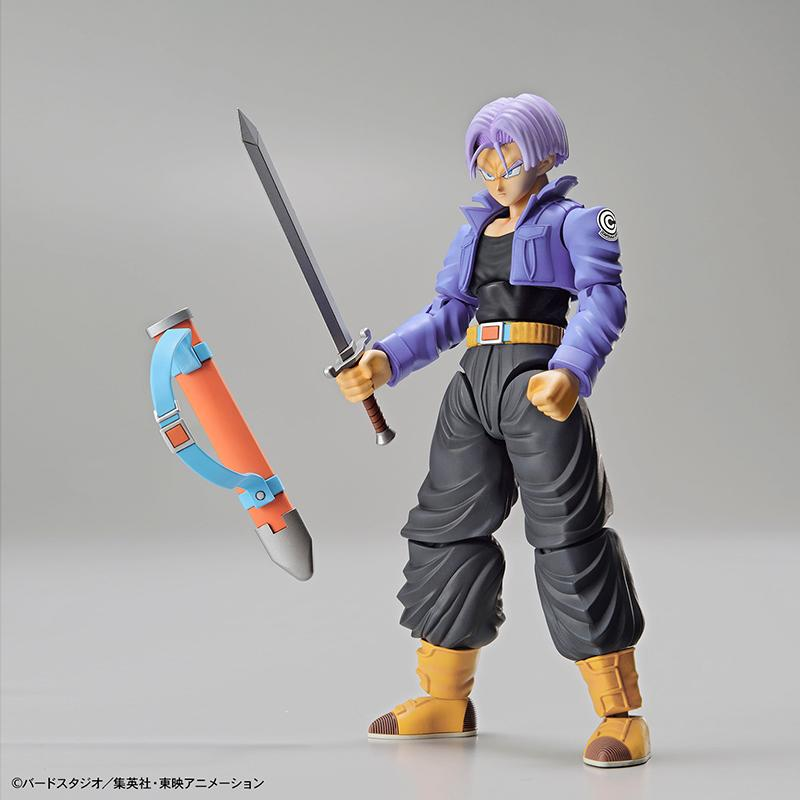 DRAGON BALL - Model Kit - Super Sayan Trunks_5