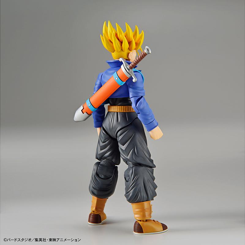 DRAGON BALL - Model Kit - Super Sayan Trunks_6