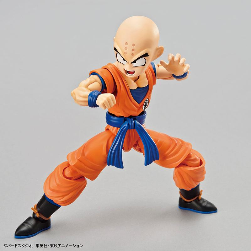 DRAGON BALL - Model Kit - Krillin_2