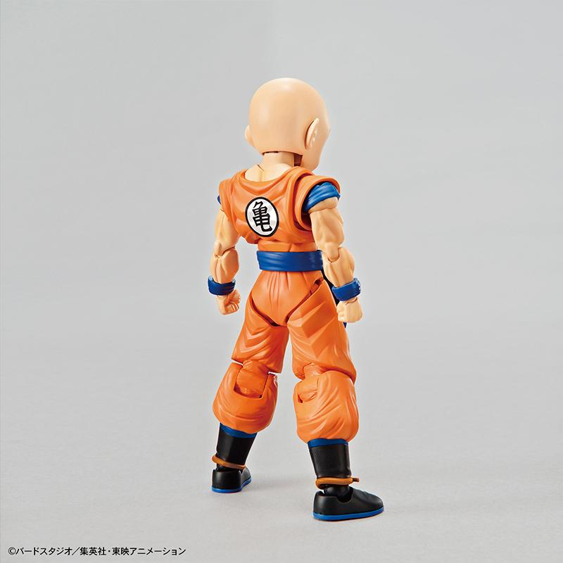 DRAGON BALL - Model Kit - Krillin_3
