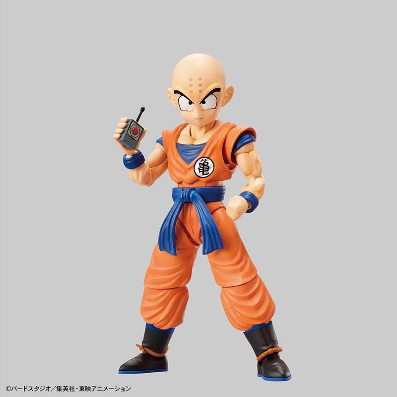 DRAGON BALL - Model Kit - Krillin_4