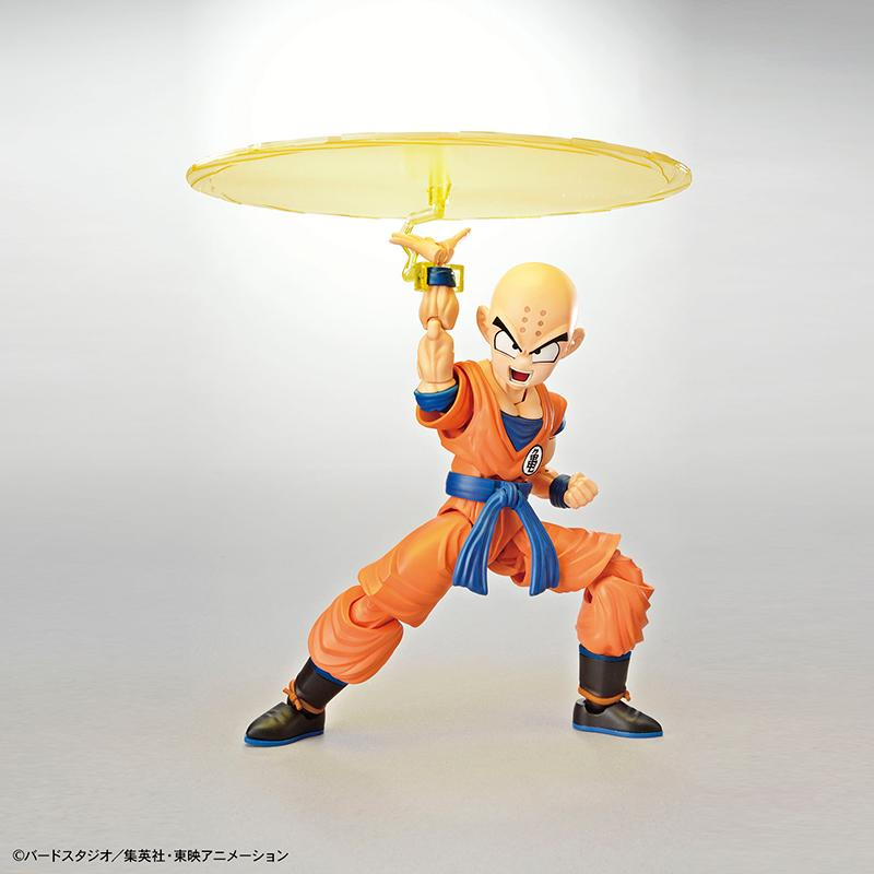 DRAGON BALL - Model Kit - Krillin_5