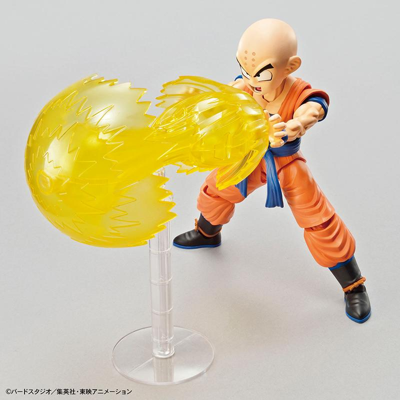 DRAGON BALL - Model Kit - Krillin_6