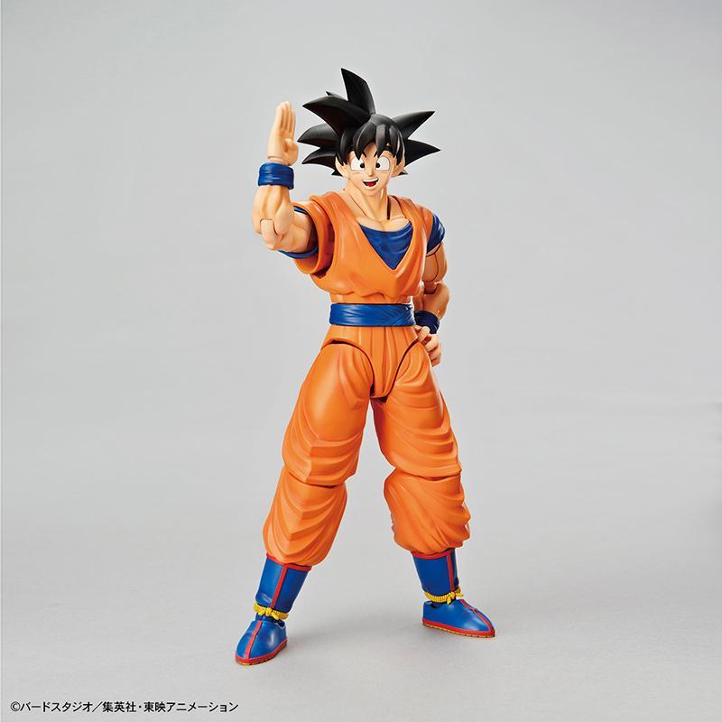 DRAGON BALL - Model Kit - Son Goku_2