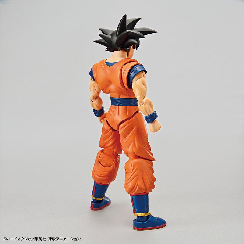 DRAGON BALL - Model Kit - Son Goku_3
