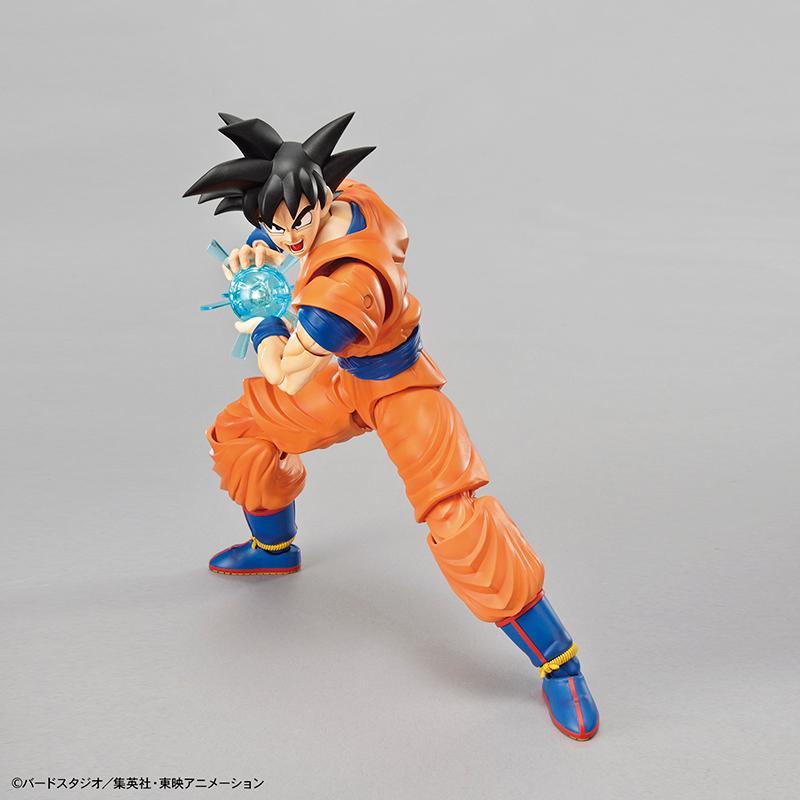 DRAGON BALL - Model Kit - Son Goku_4