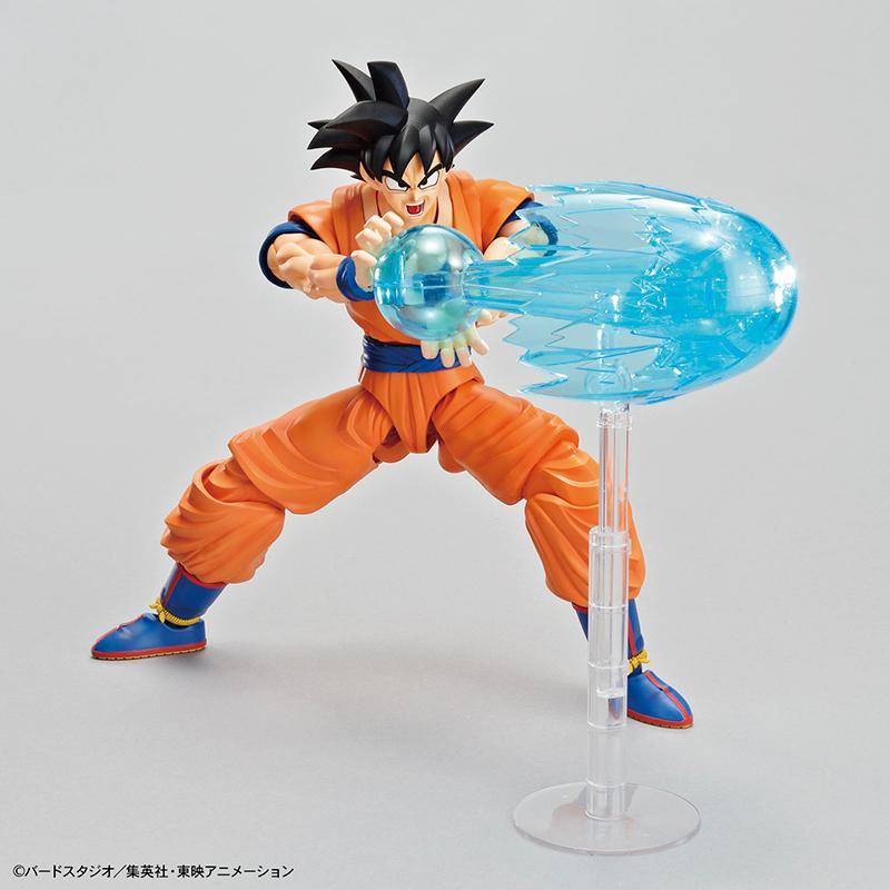 DRAGON BALL - Model Kit - Son Goku_5