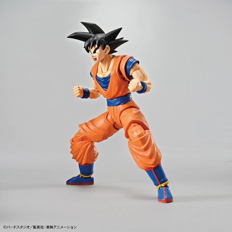 DRAGON BALL - Model Kit - Son Goku_6