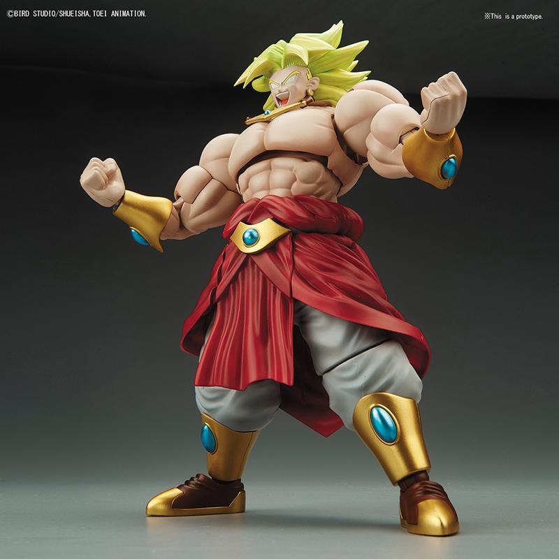 DRAGON BALL - Model Kit - Super Saiyan Broly_3