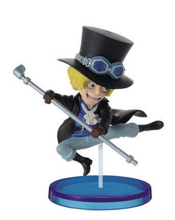 ONE PIECE - Figurine WCF Running 5 - Sabo - 7cm_2