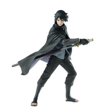 BORUTO : NARUTO NEXT GENERATION - Figurine Sasuke - 16cm
