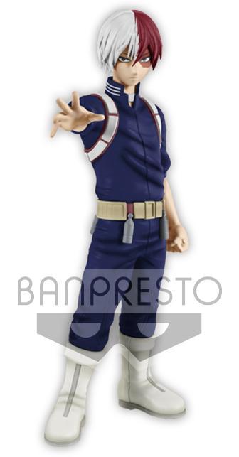 MY HERO ACADEMIA - DXF Figure SP - Shoto Todoroki - 15cm