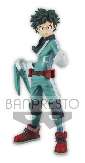 MY HERO ACADEMIA - DXF Figure SP - Izuku Midoriya - 15cm