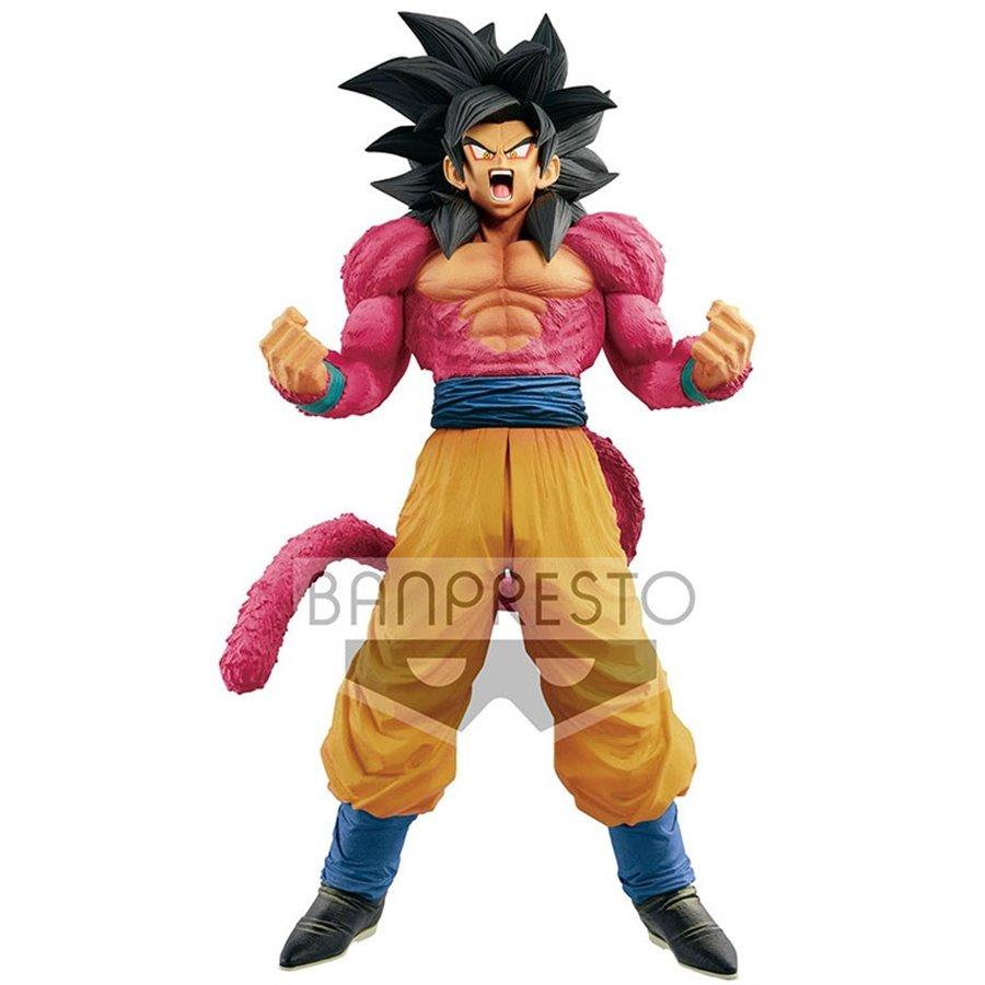 DRAGON BALL GT - Master Stars Piece - GOKU SS4 'The Brush'_1