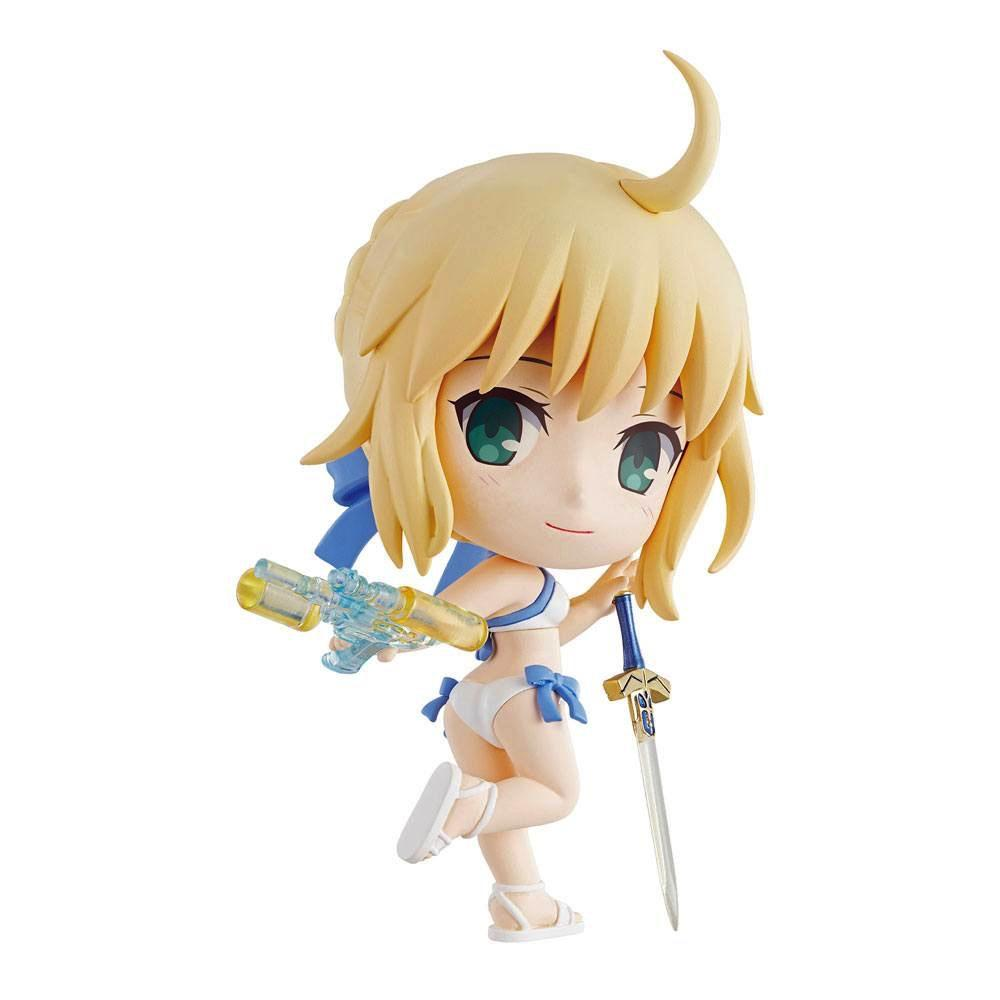 FATE GRAND ORDER - Figurine Chibi - Artoria Pendragon - 10cm_1