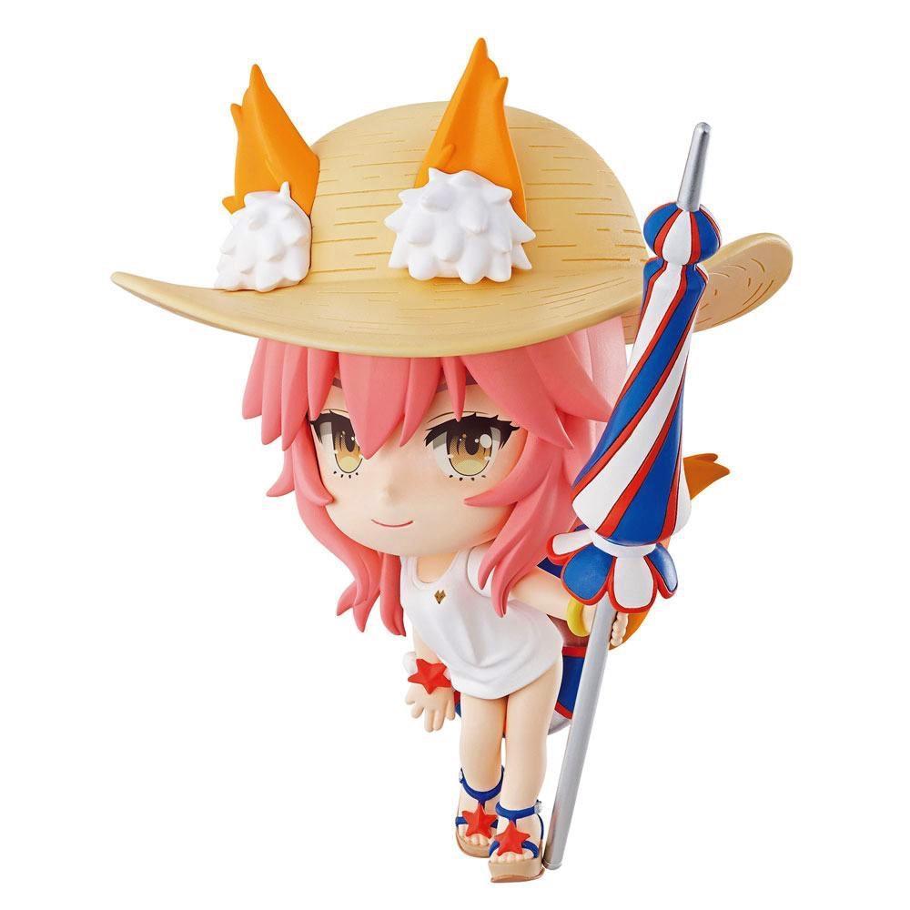 FATE GRAND ORDER - Figurine Chibi - Tamamo No Mae - 10cm_1