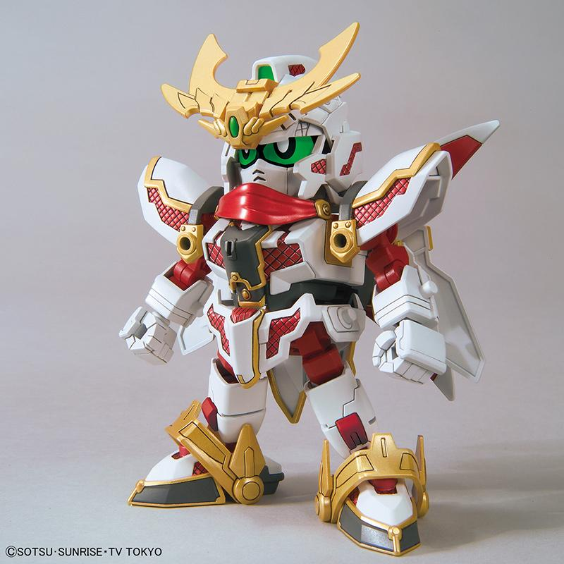 GUNDAM - Model Kit - SD RX-Zeromaru Ayame's Mobile Suit