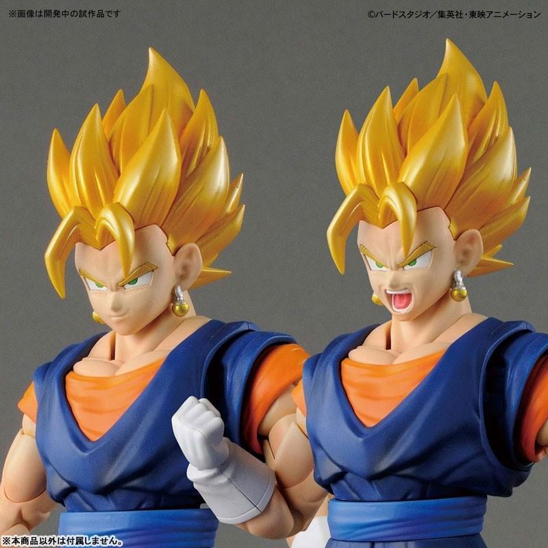 DRAGON BALL - Model Kit - Super Saiyan Vegetto_3