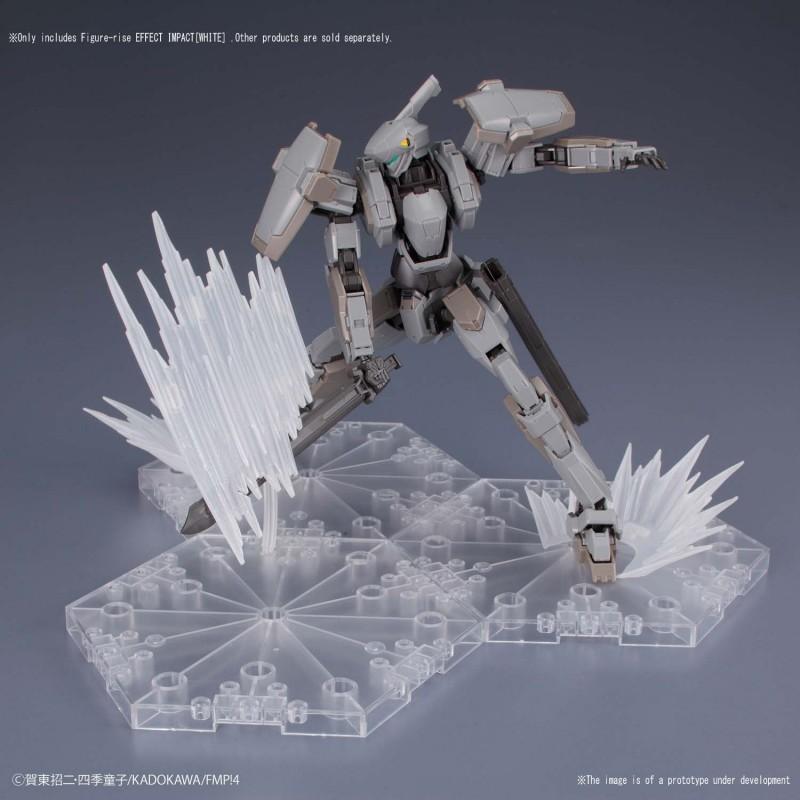 DRAGON BALL - Model Kit - EFFECT - Shockwave Effect White_3