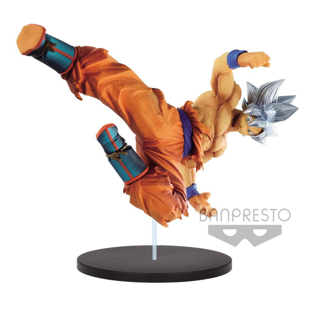 DRAGON BALL SUPER - Figurine Son Goku Fes Vol 8 - Ultra Instinct_1