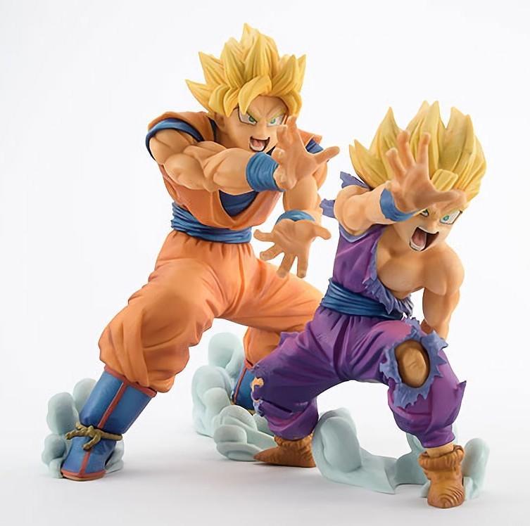DRAGON BALL Z - Figurine VS Existence - Goku & Gohan - 16cm