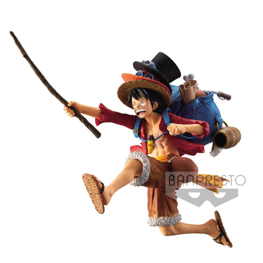 ONE PIECE MONKEY - D.Luffy Figure SP Design Version - 11cm