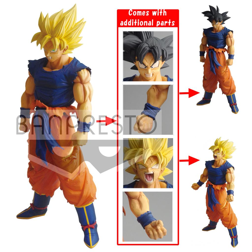 DRAGON BALL SUPER - Legend Battle Figure - S.S.Son Goku - 25cm