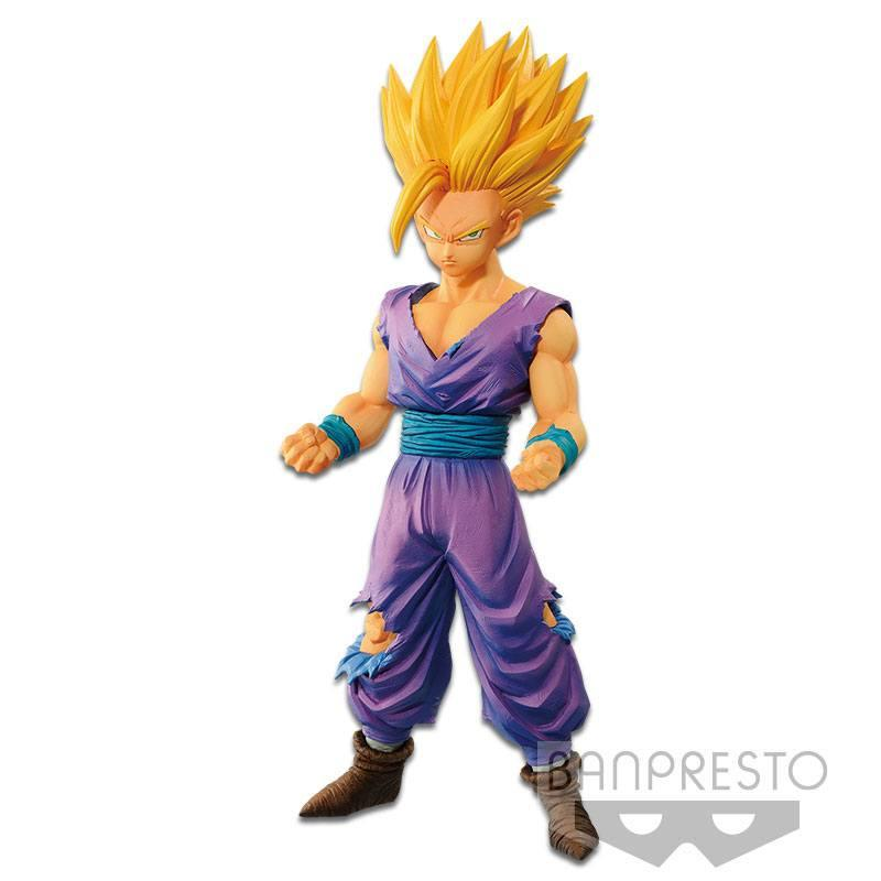 DRAGON BALL - Figurine Grandista Resolution of Soldiers - S Gohan 20cm