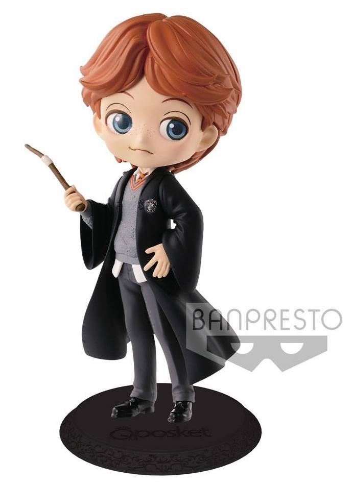 HARRY POTTER - Q Posket Ron Normal Color Version - 14cm_1