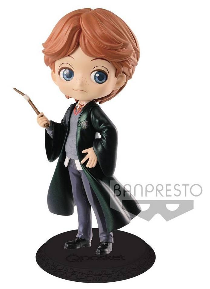HARRY POTTER - Q Posket Ron Pearl Color Version - 14cm_1