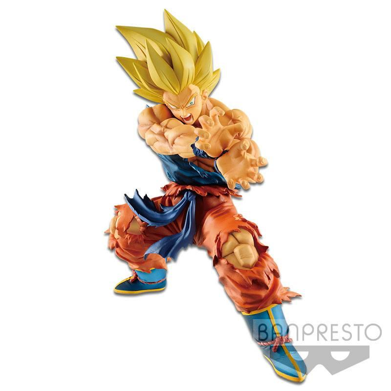 DRAGON BALL LEGENDS COLLAB - Kamehameha Son Goku - 17cm