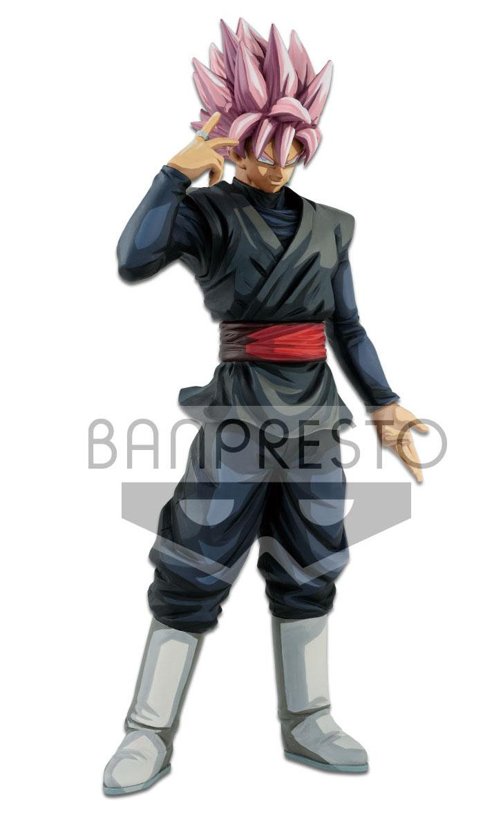 DRAGON BALL Z - Grandista - S.S. Rosé Manga Dimension - 28cm