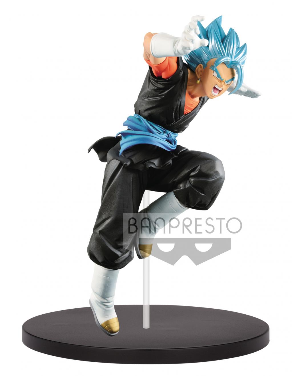 DRAGON BALL SUPER - Heroes Transcendence Art Vol 3 - Vegeto - 23cm