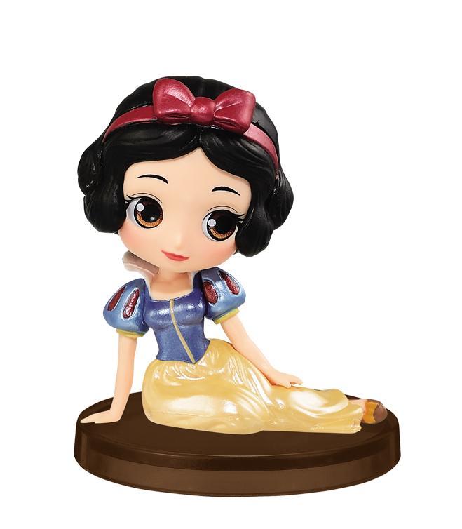 DISNEY - Q posket Mini Girls Festival - Snow White - 7cm