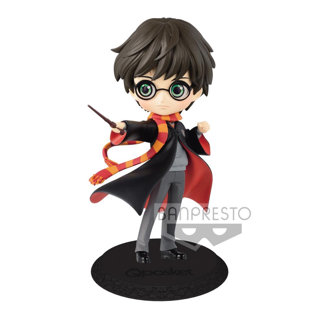 HARRY POTTER - Q Posket Harry Potter Normal Color Version - 14cm