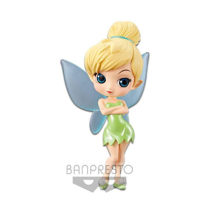 DISNEY - Q Posket Tinker Bell - 14cm_1