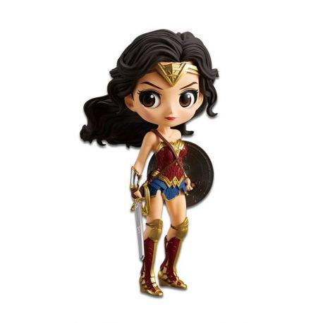 JUSTICE LEAGUE - Q Posket Wonder Woman - 14cm