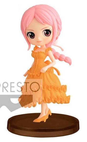 ONE PIECE - Figurine Q Pocket Mini Vol 3 - Rebecca - 7cm