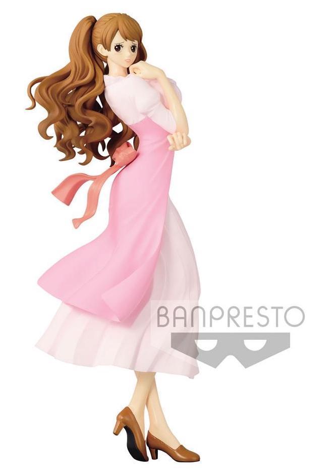 ONE PIECE - Figurine Glitter & Glamours - Charlotte Pudding Pink