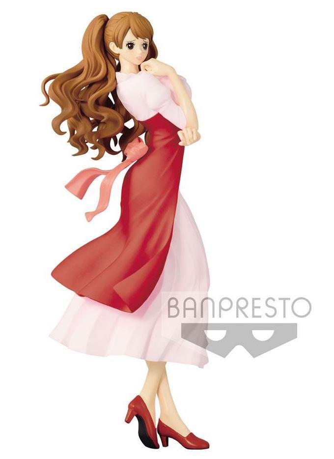 ONE PIECE - Figurine Glitter & Glamours - Charlotte Pudding Red - 24cm