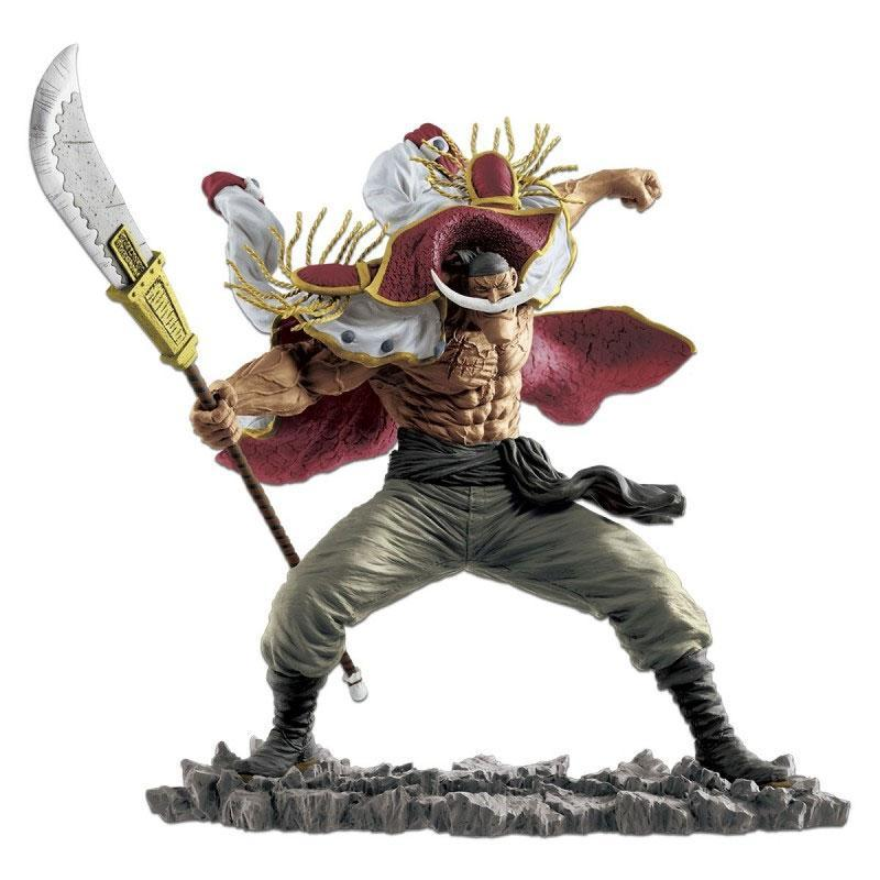 ONE PIECE - Figurine Edward Newgate 20th - 16cm 'Overseas Limited'