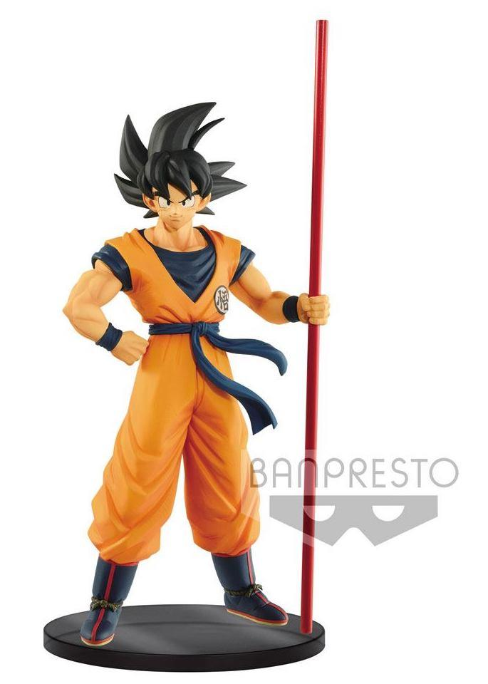 DRAGON BALL SUPER MOVIE - Son Gokou 20th Film Limited - 23cm
