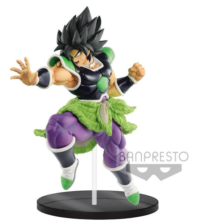 DRAGON BALL SUPER MOVIE - Ultimate Soldiers - Broly - 23cm