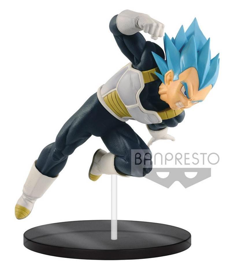 DRAGON BALL SUPER MOVIE - Ultimate Soldiers - SSGSS Vegeta - 20cm